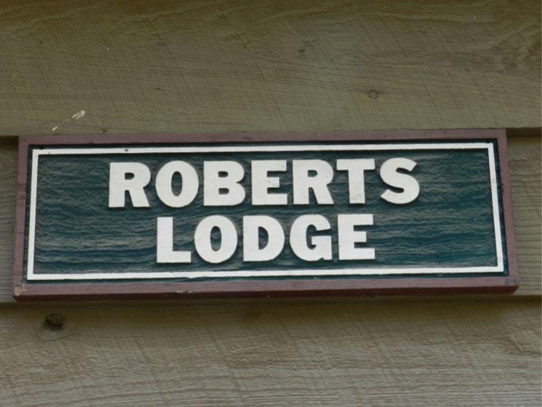 Roberts Lodge