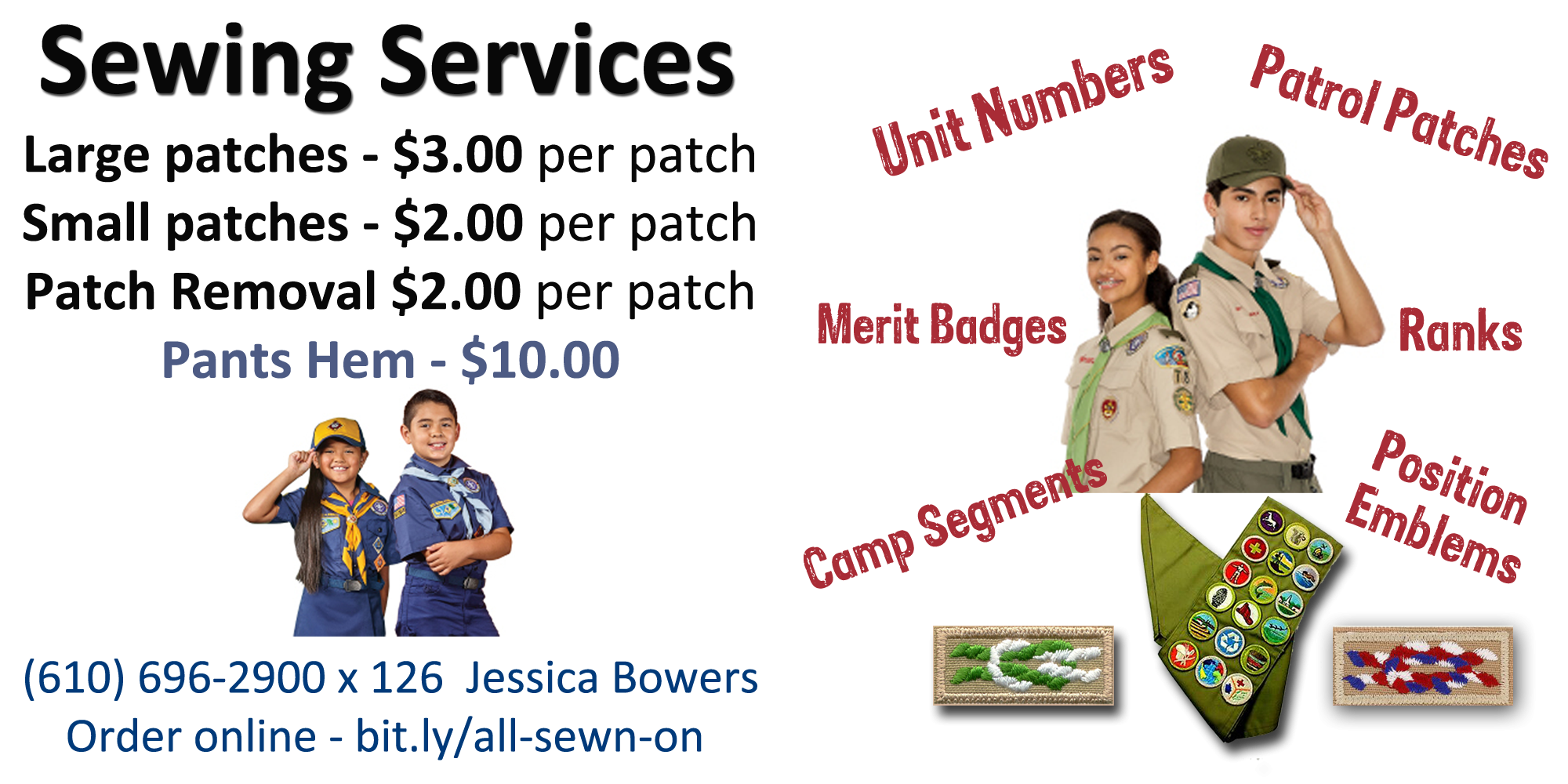 Sewing Services Web2