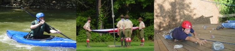 Scouts BSA Camp Horseshoe